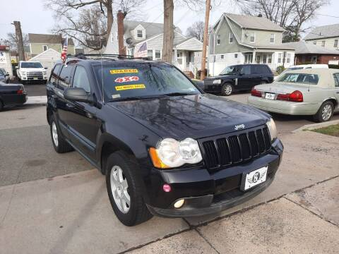 2008 Jeep Grand Cherokee for sale at K & S Motors Corp in Linden NJ