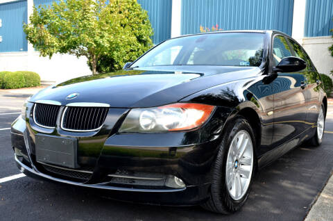 2007 BMW 3 Series for sale at Wheel Deal Auto Sales LLC in Norfolk VA