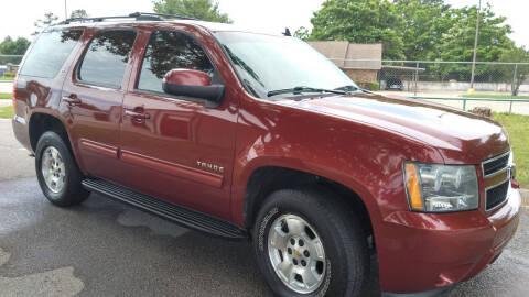 2010 Chevrolet Tahoe for sale at Haigler Motors Inc in Tyler TX