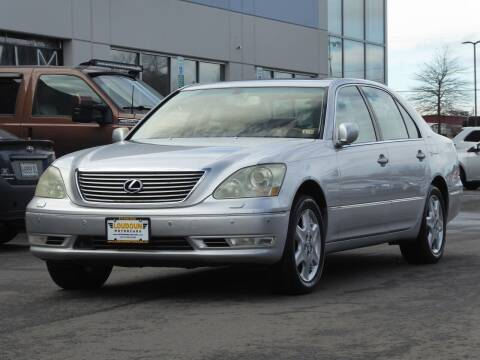 2004 Lexus LS 430 for sale at Loudoun Used Cars - LOUDOUN MOTOR CARS in Chantilly VA