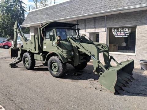 1989 MERCEDES FREIGHTLINER UNIMOG FLU 419 for sale at Re-Fleet llc in Towaco NJ