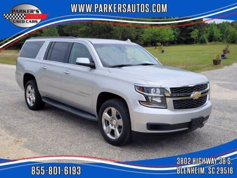 2016 Chevrolet Suburban for sale at Parker's Used Cars in Blenheim SC
