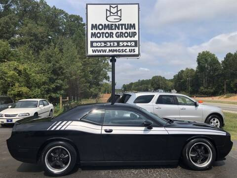 2012 Dodge Challenger for sale at Momentum Motor Group in Lancaster SC