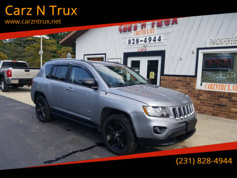2016 Jeep Compass for sale at Carz N Trux in Twin Lake MI