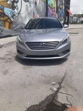 2017 Hyundai Sonata for sale at Rosa's Auto Sales in Miami FL