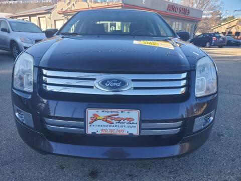 2007 Ford Fusion for sale at Extreme Auto Sales LLC. in Wautoma WI