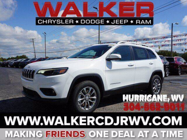 2021 Jeep Cherokee for sale in Hurricane, WV
