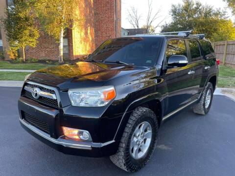 2010 Toyota 4Runner for sale at Supreme Auto Gallery LLC in Kansas City MO