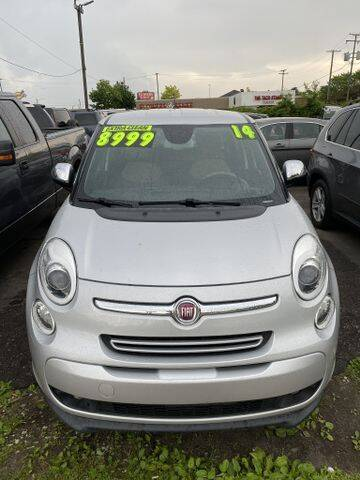 2014 FIAT 500L for sale at Mastro Motors in Garden City MI
