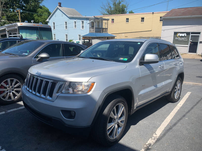 2011 Jeep Grand Cherokee for sale at Harrisburg Auto Center Inc. in Harrisburg PA