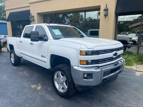 2016 Chevrolet Silverado 2500HD for sale at Premier Motorcars Inc in Tallahassee FL