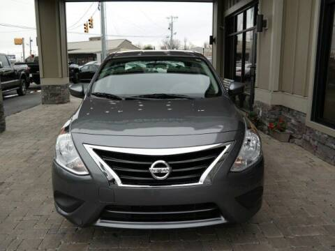 2017 Nissan Versa for sale at Cj king of car loans/JJ's Best Auto Sales in Troy MI