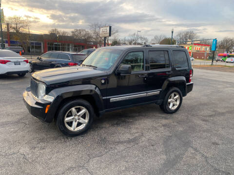 2008 Jeep Liberty for sale at BWK of Columbia in Columbia SC