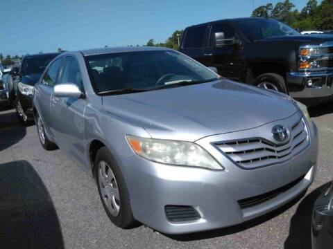 2011 Toyota Camry for sale at Gulf South Automotive in Pensacola FL