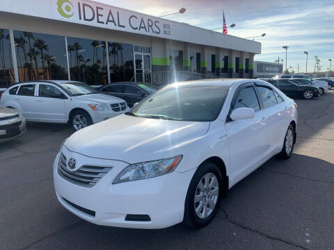 2008 Toyota Camry Hybrid for sale at Ideal Cars in Mesa AZ
