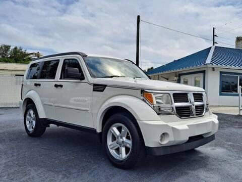 2007 Dodge Nitro for sale at Select Autos Inc in Fort Pierce FL