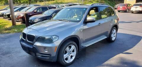 2007 BMW X5 for sale at GA Auto IMPORTS  LLC in Buford GA