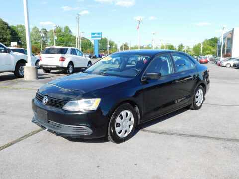 2012 Volkswagen Jetta for sale at Paniagua Auto Mall in Dalton GA
