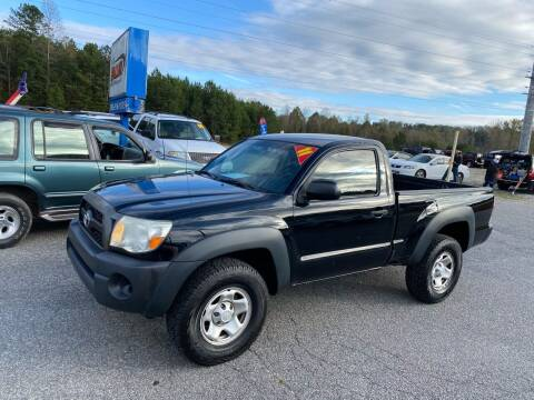 2011 Toyota Tacoma for sale at Billy Ballew Motorsports in Dawsonville GA