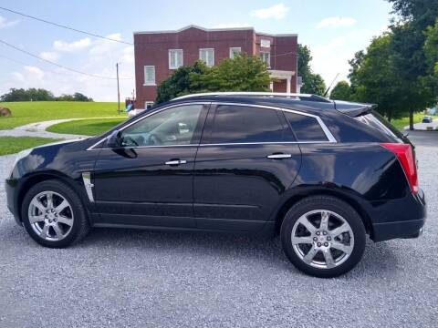 2011 Cadillac SRX for sale at Dealz on Wheelz in Ewing KY