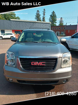 2007 GMC Yukon for sale at WB Auto Sales LLC in Barnum MN