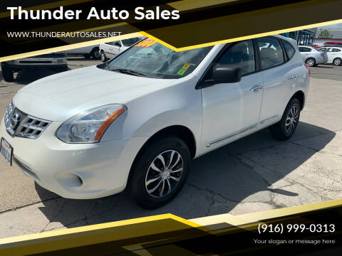 2011 Nissan Rogue for sale at Thunder Auto Sales in Sacramento CA
