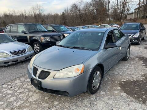 2007 Pontiac G6 for sale at Best Buy Auto Sales in Murphysboro IL