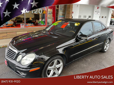 2008 Mercedes-Benz E-Class for sale at Liberty Auto Sales in Elgin IL