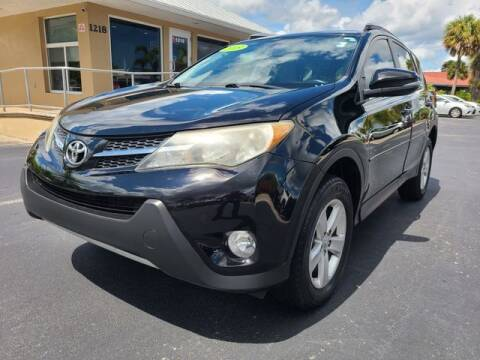 2013 Toyota RAV4 for sale at BC Motors of Stuart in West Palm Beach FL