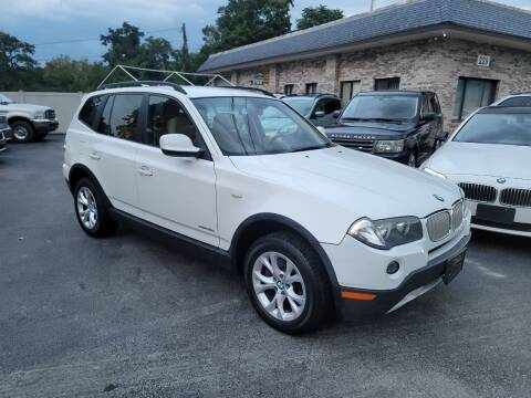 2010 BMW X3 for sale at Trade Automotive, Inc in New Windsor NY