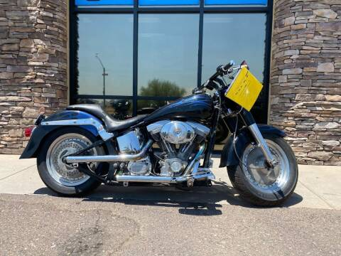 2005 Harley Davidson Fatboy for sale at 1 Stop Harleys in Peoria AZ
