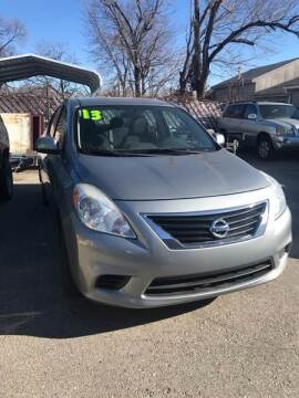 2013 Nissan Versa for sale at Jerry & Menos Auto Sales in Belton MO