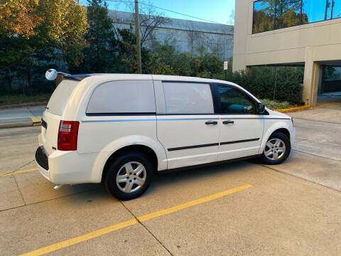2008 Dodge Grand Caravan for sale at Total Package Auto in Alexandria VA
