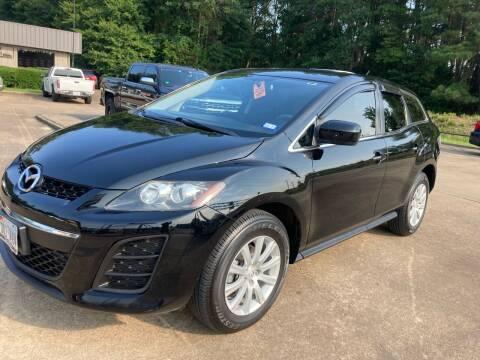 2010 Mazda CX-7 for sale at Peppard Autoplex in Nacogdoches TX