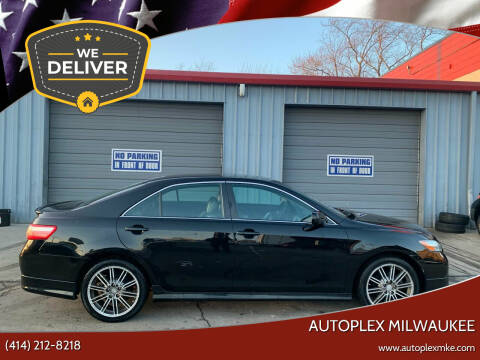 2007 Toyota Camry for sale at Autoplex Milwaukee in Milwaukee WI