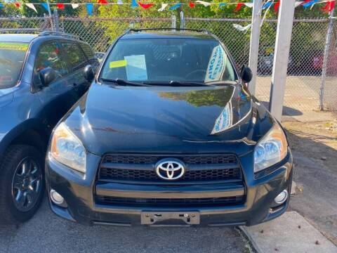 2011 Toyota RAV4 for sale at Polonia Auto Sales and Service in Hyde Park MA