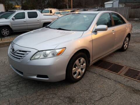2009 Toyota Camry for sale at AMA Auto Sales LLC in Ringwood NJ