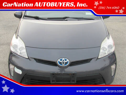 2012 Toyota Prius for sale at CarNation AUTOBUYERS, Inc. in Rockville Centre NY