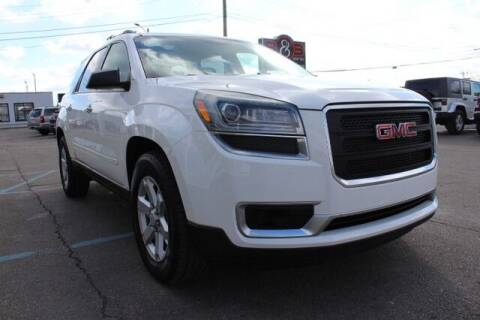2013 GMC Acadia for sale at B & B Car Co Inc. in Clinton Twp MI
