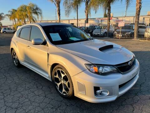 2011 Subaru Impreza for sale at Moun Auto Sales in Rio Linda CA