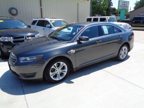 2016 Ford Taurus for sale at De Anda Auto Sales in Storm Lake IA