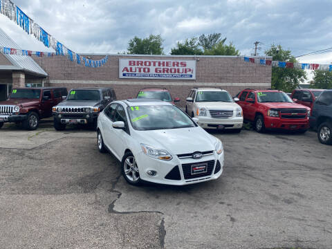 2012 Ford Focus for sale at Brothers Auto Group in Youngstown OH