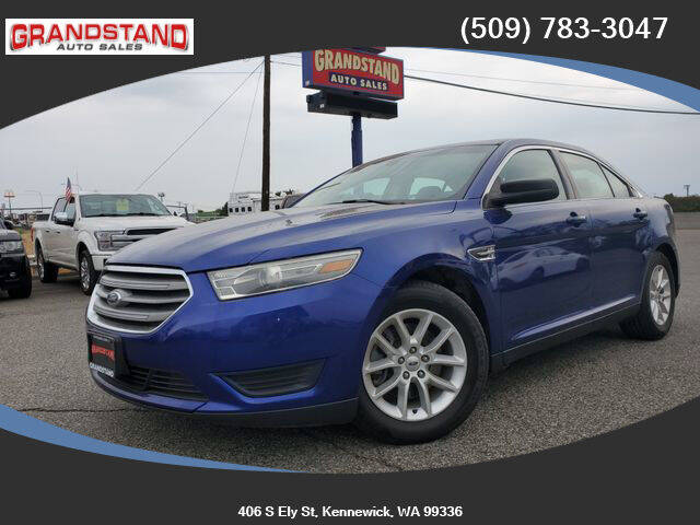 2014 Ford Taurus for sale at Grandstand Auto Sales in Kennewick WA