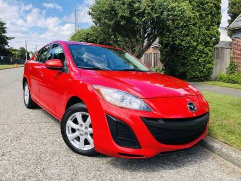 2011 Mazda MAZDA3 for sale at DAILY DEALS AUTO SALES in Seattle WA