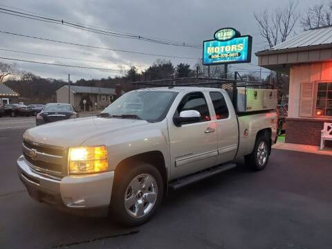 2011 Chevrolet Silverado 1500 for sale at Route 106 Motors in East Bridgewater MA