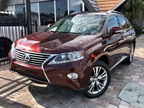 2013 Lexus RX 350 for sale at Unique Motors of Tampa in Tampa FL