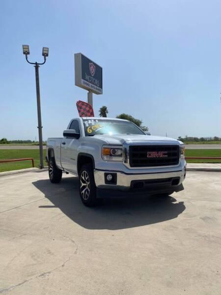 2014 GMC Sierra 1500 for sale at A & V MOTORS in Hidalgo TX