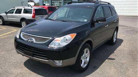 2011 Hyundai Veracruz for sale at MFT Auction in Lodi NJ