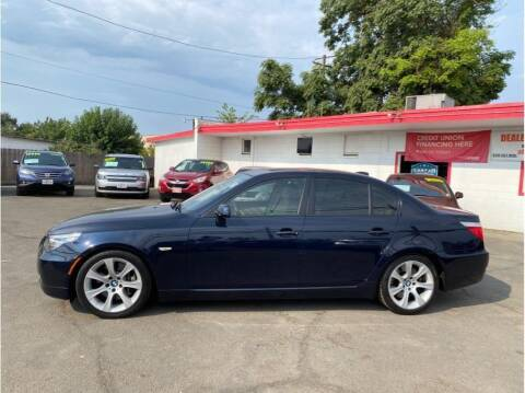 2008 BMW 5 Series for sale at Dealers Choice Inc in Farmersville CA