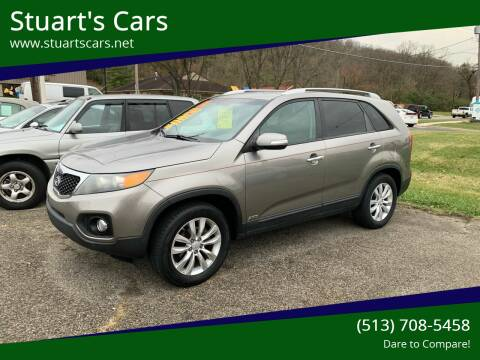 2011 Kia Sorento for sale at Stuart's Cars in Cincinnati OH